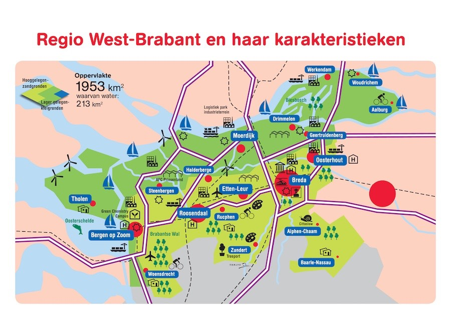 Portfolio begripinbeeld Regio West-Brabant